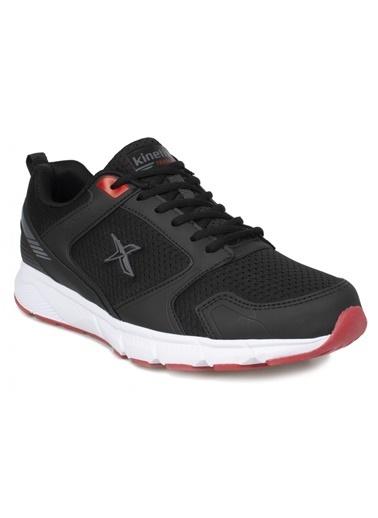 Kinetix Gibson 1Fx Erkek Koşu Ayakkabısı Siyah